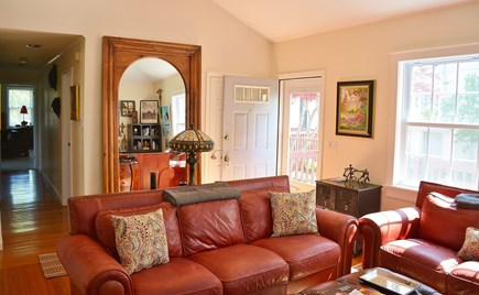 Provincetown Cape Cod vacation rental - Living Room second view