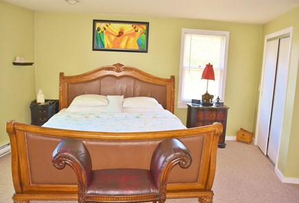 Provincetown Cape Cod vacation rental - King Master Bedroom