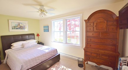 Provincetown Cape Cod vacation rental - Queen Guest Room