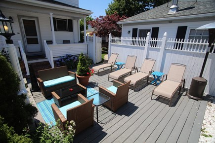 Provincetown Cape Cod vacation rental - Outdoor Common Area