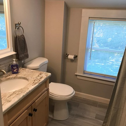 Centerville South of 28 Centerville vacation rental - 2nd Floor Bathroom with shower