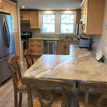 Centerville South of 28 Centerville vacation rental - Granite Peninsula with seating for 4