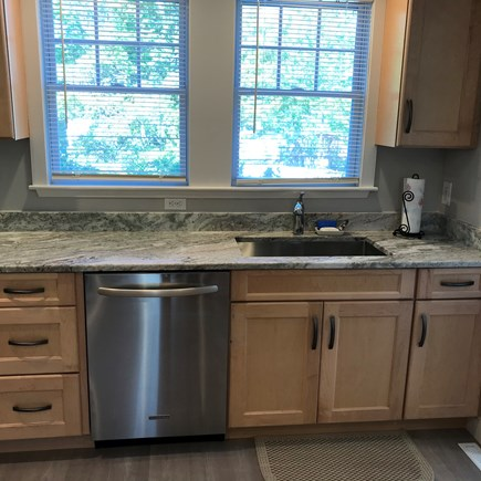 Centerville South of 28 Centerville vacation rental - Deep Sink with dishwasher