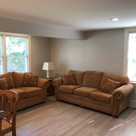 Centerville South of 28 Centerville vacation rental - Sitting area @ Far End of Open Kitchen