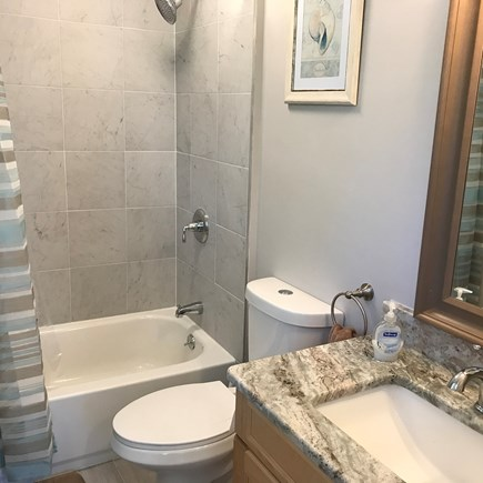 Centerville South of 28 Centerville vacation rental - 1st Flr Bathroom with Tub/ Shower