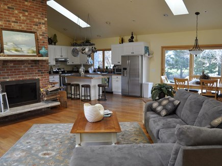Eastham Cape Cod vacation rental - Spacious open floor plan