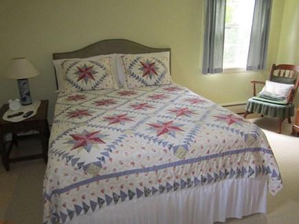 East Orleans Cape Cod vacation rental - Master bedroom, flat screen TV not seen