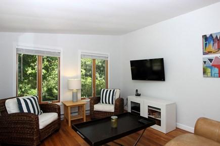Wellfleet Cape Cod vacation rental - Living room area