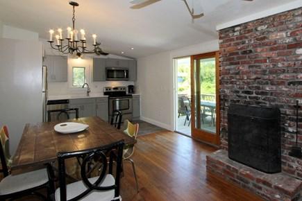 Wellfleet Cape Cod vacation rental - Open concept kitchen/dining