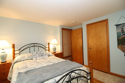 Dennis Port Cape Cod vacation rental - Master bedroom with full bed