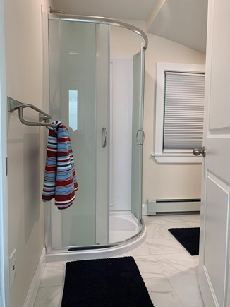 Centerville Centerville vacation rental - Shower stall bathroom including supply of towels.