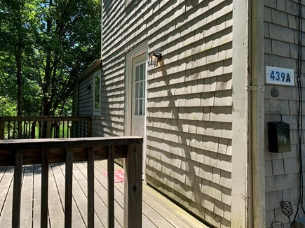 Centerville Centerville vacation rental - Entrance to apartment.