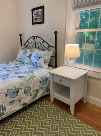Centerville Centerville vacation rental - Upstairs bedroom with double bed and large closet.