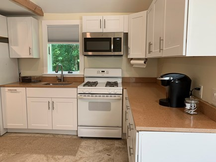 Centerville Centerville vacation rental - Kitchen with dining area.