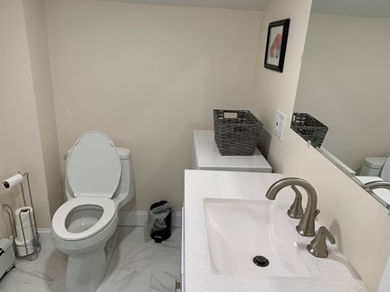 Centerville Centerville vacation rental - Bathroom with shower stall.