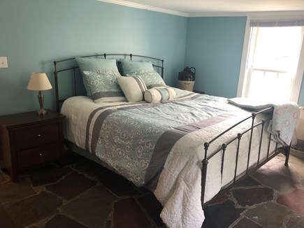 Dennisport Cape Cod vacation rental - Master bedroom (queen size bed)
