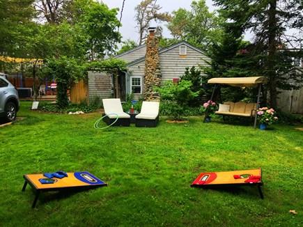 Dennisport Cape Cod vacation rental - Front yard