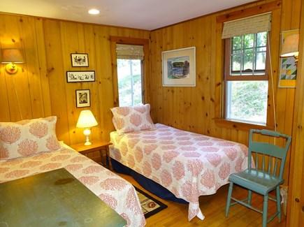 Wellfleet Cape Cod vacation rental - Twin bedroom on main floor