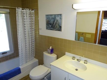 Wellfleet Cape Cod vacation rental - Bathroom in Master suite