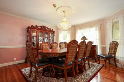 Falmouth Cape Cod vacation rental - Dining room for sharing meals and stories