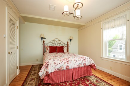 Falmouth Cape Cod vacation rental - Cozy bedroom with TV