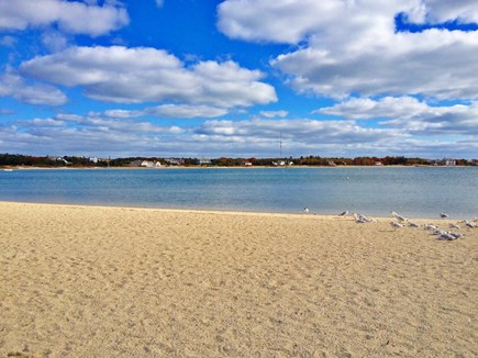 West Yarmouth Cape Cod vacation rental - Beautiful Englewood Beach is just 9/10 mile away