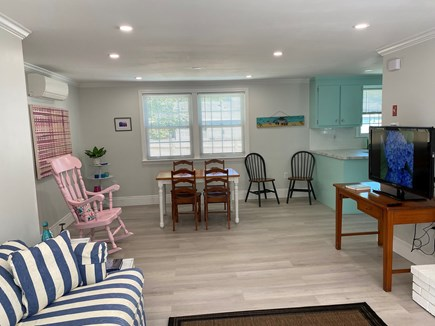 Brewster Cape Cod vacation rental - Main living and dining area