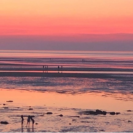 Brewster Cape Cod vacation rental - Magical sunsets