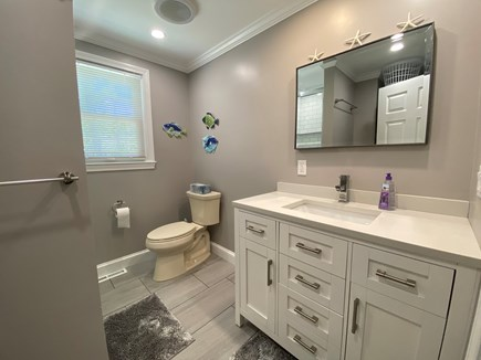 Brewster Cape Cod vacation rental - New bathroom