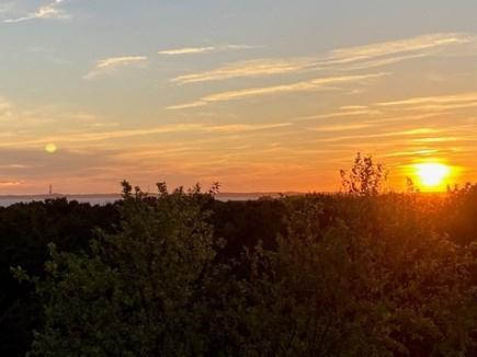 Truro Cape Cod vacation rental - Sunset Over Cape Cod Bay