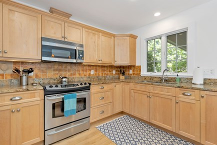 Truro Cape Cod vacation rental - Well-Equipped Kitchen