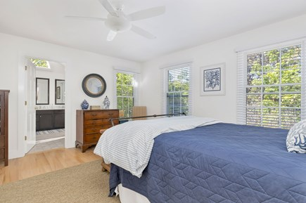 Truro Cape Cod vacation rental - Master Bedroom Suite on Main Level