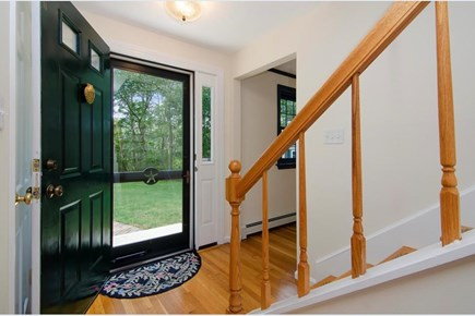 Brewster Cape Cod vacation rental - Front foyer