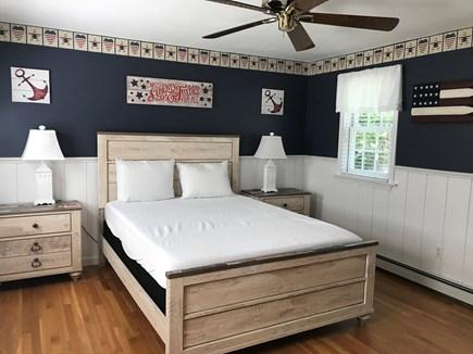 Brewster Cape Cod vacation rental - First Floor Bedroom Suite (queen bed)