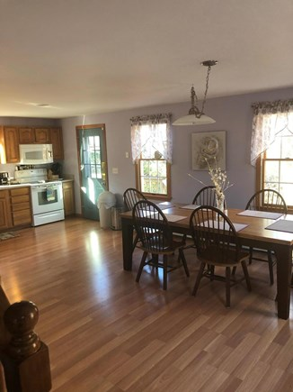Eastham Cape Cod vacation rental - Full kitchen and dining area