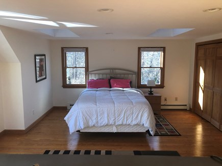 Eastham Cape Cod vacation rental - Master Bedroom: Queen