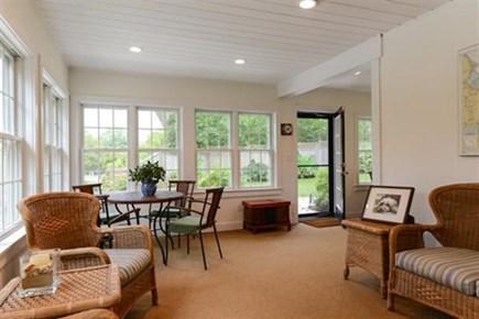 Hyannis, Centerville Cape Cod vacation rental - Screen Porch