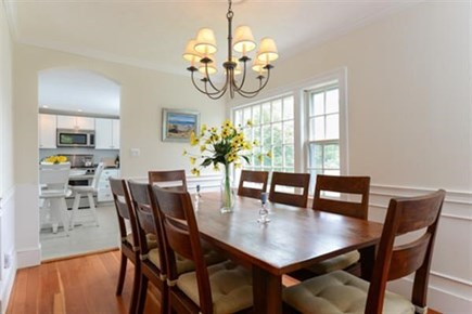 Hyannis, Centerville Cape Cod vacation rental - Dining Room