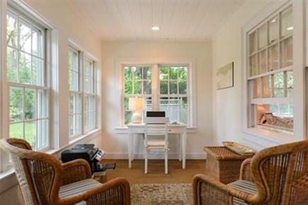 Hyannis, Centerville Cape Cod vacation rental - Wrap Around Screen Porch