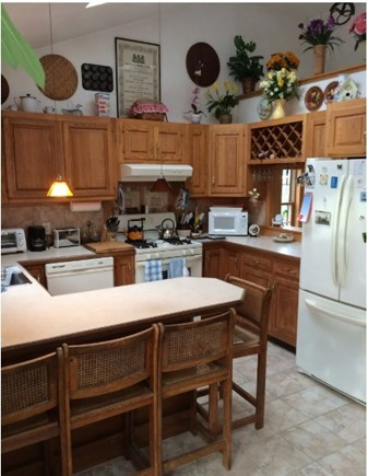 Mashpee Cape Cod vacation rental - Full, large, full-outfitted kitchen