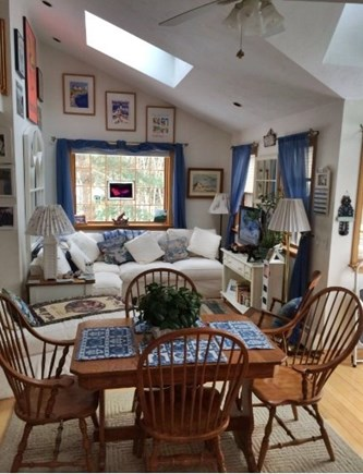 Mashpee Cape Cod vacation rental - Spacious & comfortable dining and living room