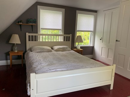 Centerville, Craigville Beach Cape Cod vacation rental - Second floor bedroom with a queen bed