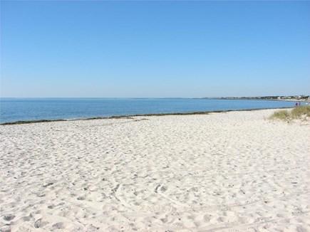 Harwich Cape Cod vacation rental - Bank Street Beach short walk from house.