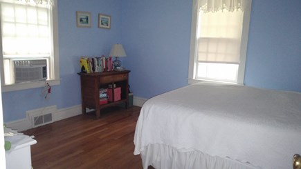 Harwich Cape Cod vacation rental - Master bedroom with queen bed.