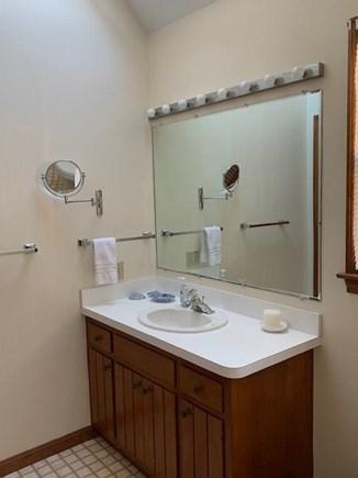 Chatham Cape Cod vacation rental - Master bath (w/ shower stall)