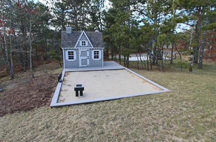 Truro Cape Cod vacation rental - Sandbox Area