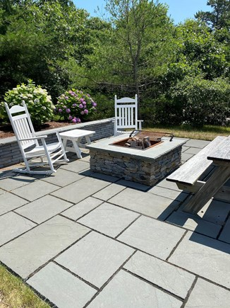 Truro Cape Cod vacation rental - Fire pit