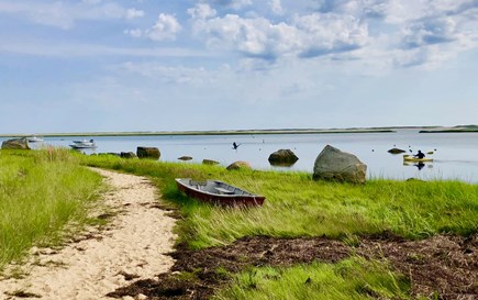 Orleans Cape Cod vacation rental - Snow Shore just 2/10 mile away