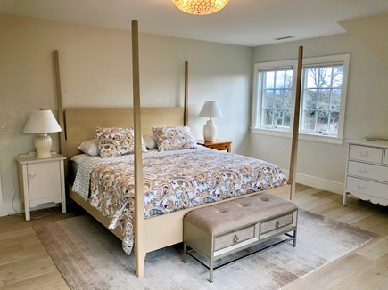 Orleans Cape Cod vacation rental - Upstairs Master Bedroom