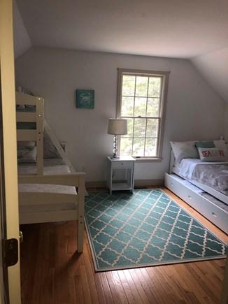 Cotuit Cotuit vacation rental - full/ twin bunk, twin trundle, Jack & Jill bath & walk in closet